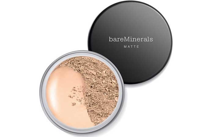 Bare Minerals Matte Foundation Broad Spectrum SPF 15
