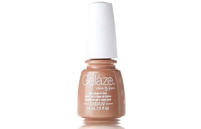 China Glaze Gelaze Polish