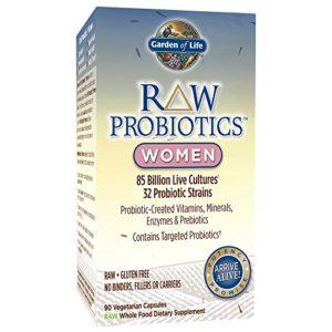Garden of Life's Raw Probiotics for Women