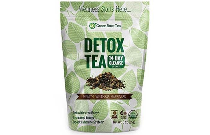 Green Root Tea – Detox Tea