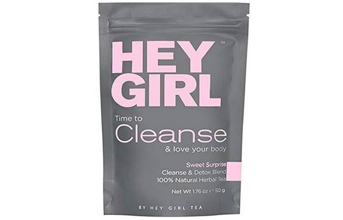 HEY GIRL Cleanse Herbal Teatox