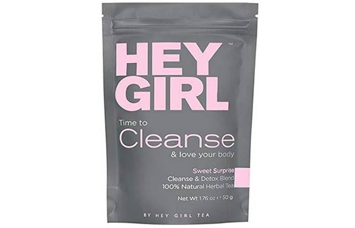 HEY GIRL Cleanse Herbal Teatox