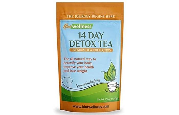 Hint Wellness – 14 Day Detox Tea