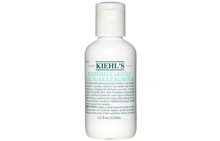 Kiehl's Supremely Gentle Eye Makeup Remover