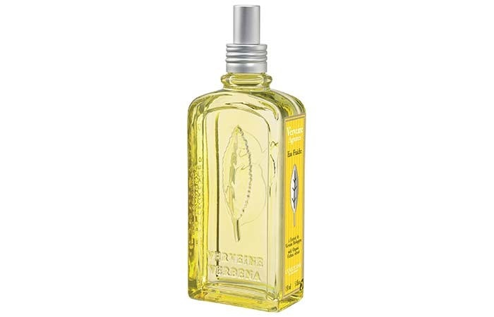 L'Occitane Citrus Verbena Summer Fragrance