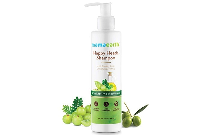 Mamaearth Happy Heads Shampoo