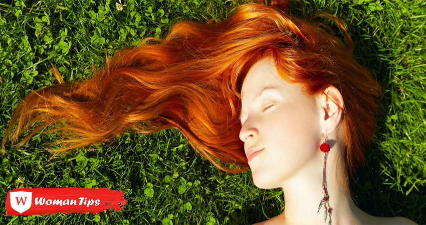 Organic Hair Colors