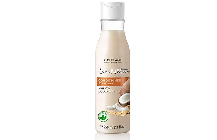 Oriflame Love Nature Wheat & Coconut Oil Shampoo