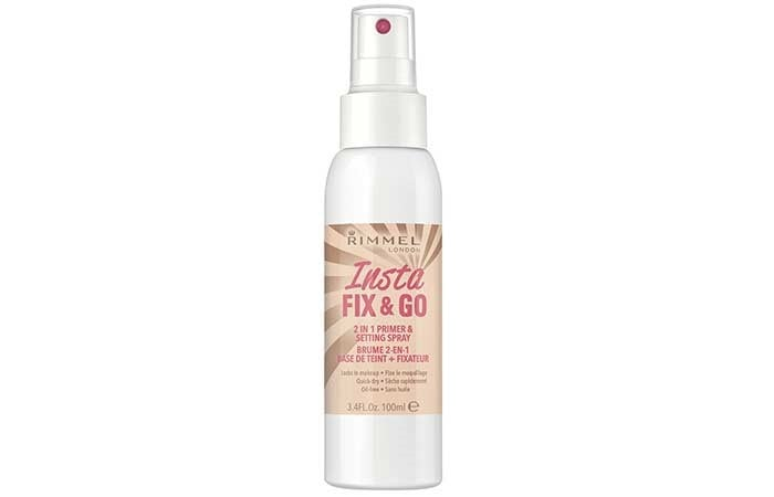 Rimmel Insta Fix & Go Setting Spray