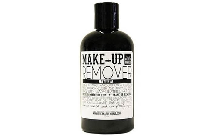 The Gnarly Whale Makeup Remover