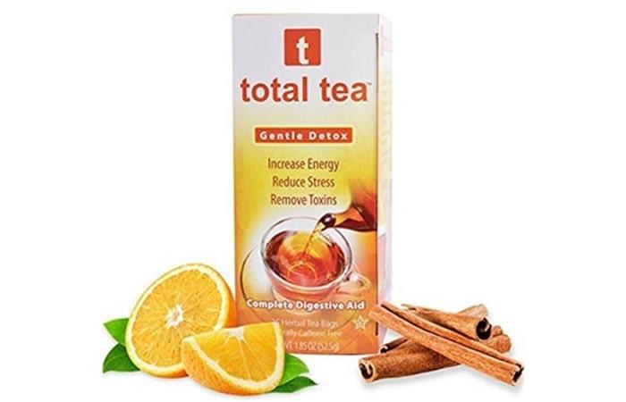 Total Tea Gentle Detox