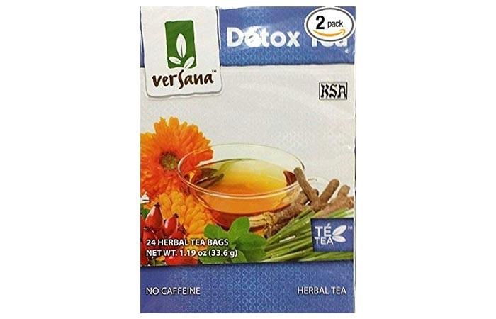 Versana Detox Tea