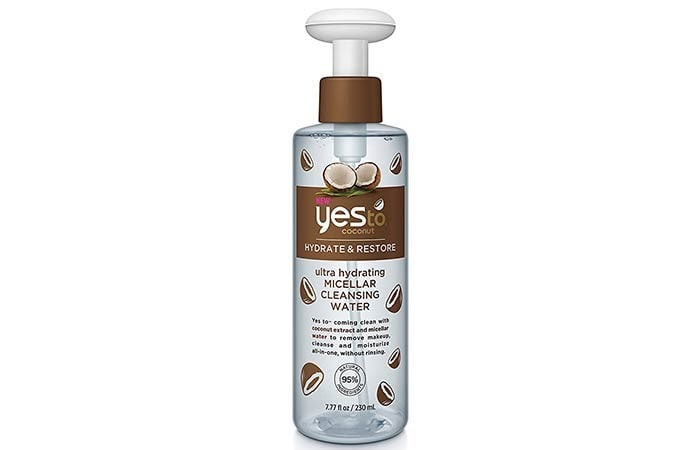 Yes To Coconut Micellar Cleansing Water
